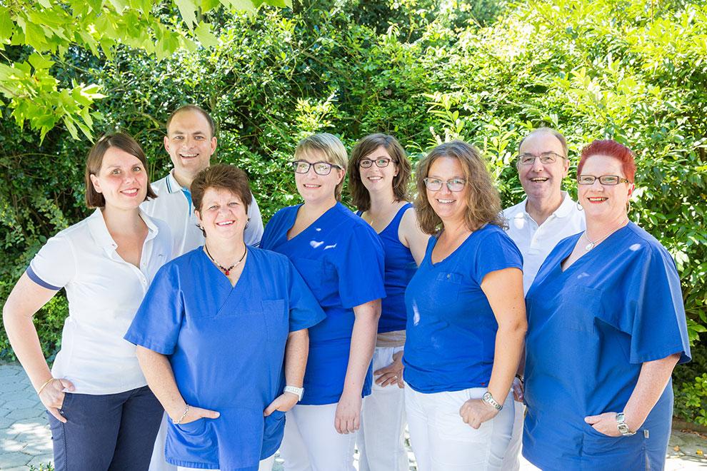 Das Team vom Hausarzt Dingolfing